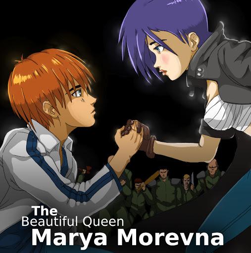 أسطورة Marya Morevna تتحول إلى فيلم آنمي مفتوح المصدر