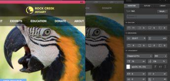 مكاو (Macaw) أداة الجيل القادم لتصميم المواقع
