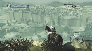 القدس في لعبة Assassin's Creed