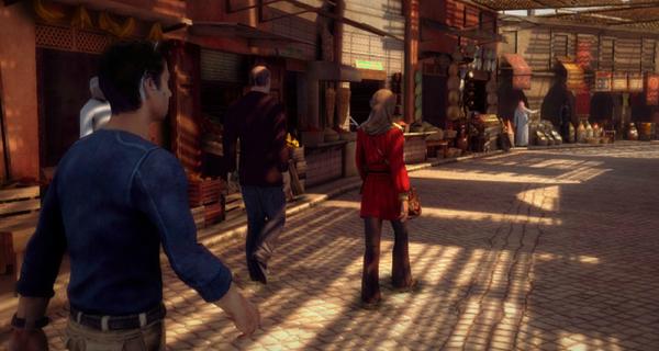 لقطة أخرى من اللعبة