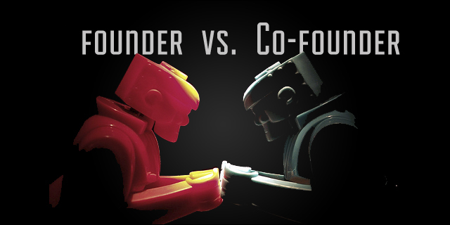 founder Vs co-founder