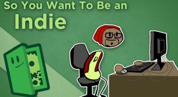 [Extra Credits] هل تريد أن تصبح صانع ألعاب مستقل ؟