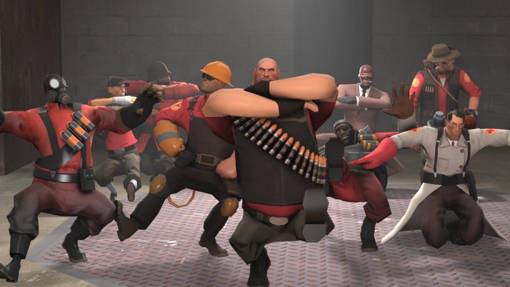 أحد أسباب نجاح اللعبة هو الأسلوب المضحك والغريب للشخصيات والأسلحة